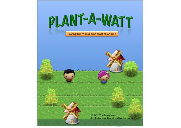 Plant-A-Watt: Saving the World One Watt at a Time – screenshot 1