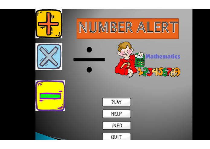 Number Alert – screenshot 1