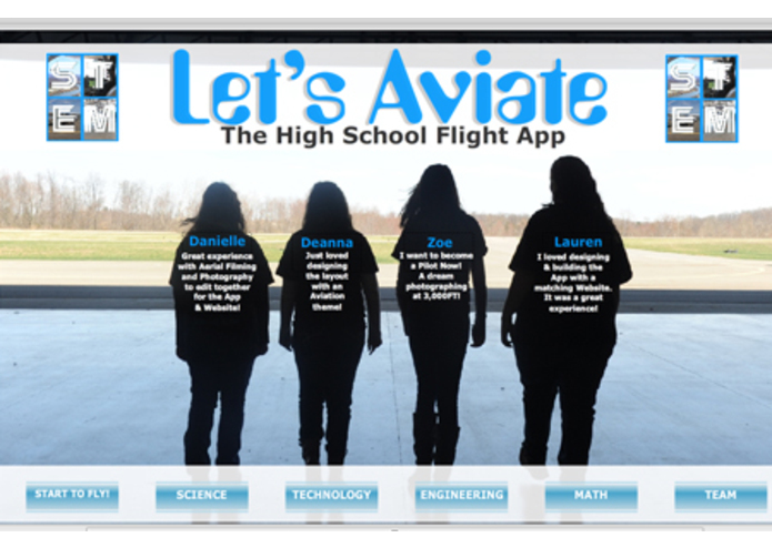 Let's Aviate – screenshot 2