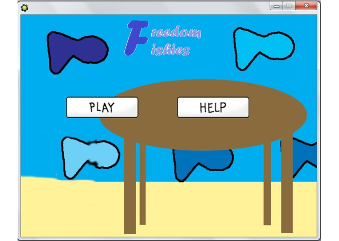 Freedom Fishies – screenshot 1