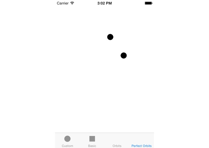 Gravitation Simulator – screenshot 3
