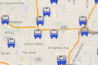 Las Vegas Bus Finder