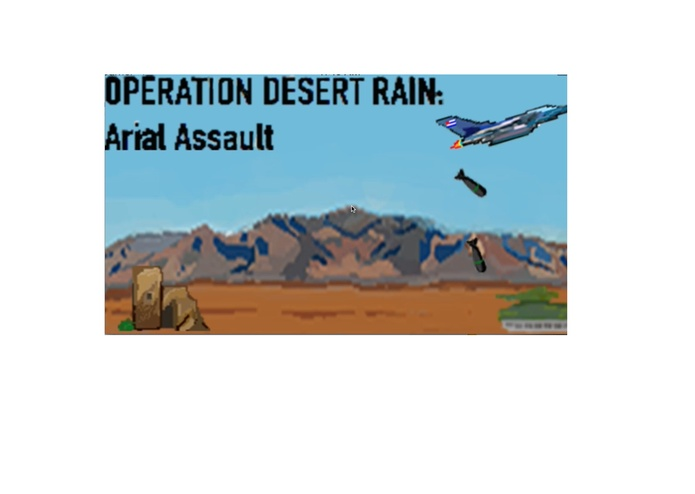 Operation Desert Rain: Aerial Assault  – screenshot 2