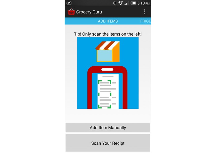 GroceryGuru – screenshot 1
