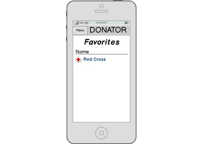 Donator – screenshot 3