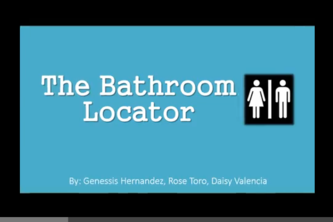 The Bathroom Locator