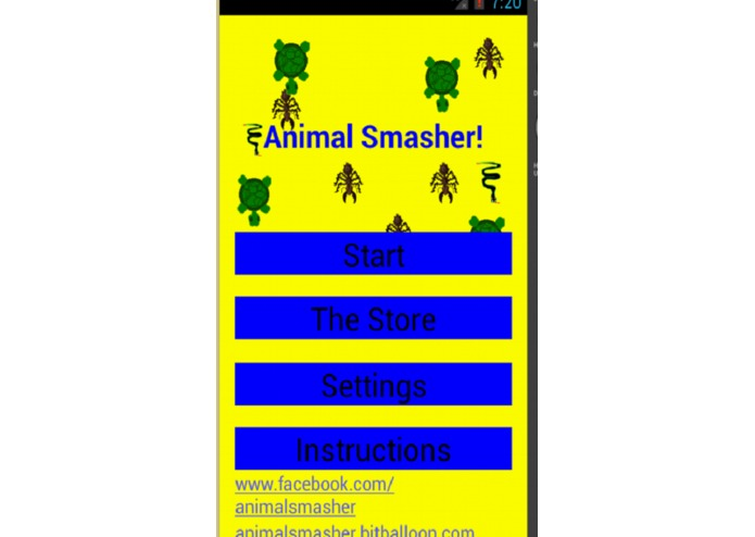 Animal Smasher – screenshot 1