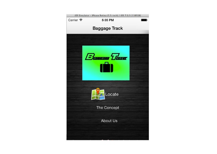 BaggageTrack – screenshot 5