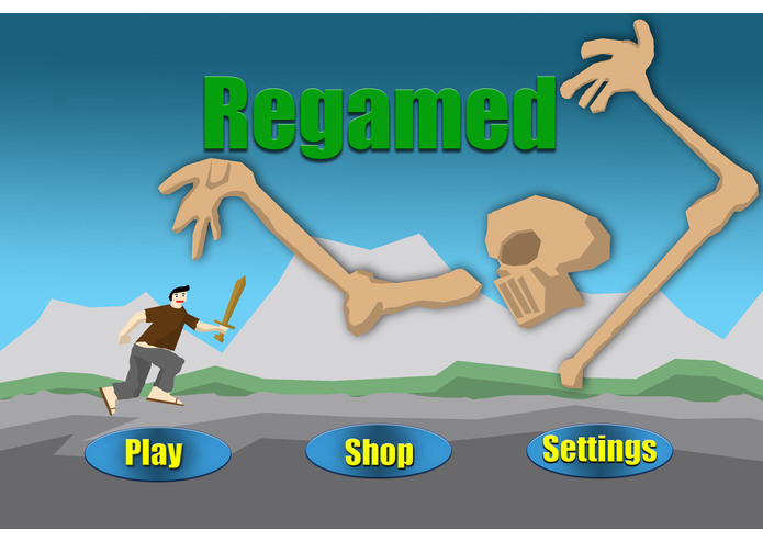 Regamed – screenshot 1