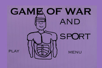 game of war and sport