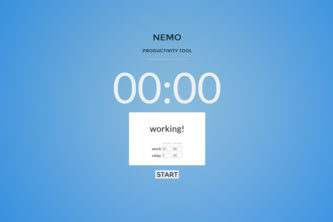 Nemo Productivity Tool