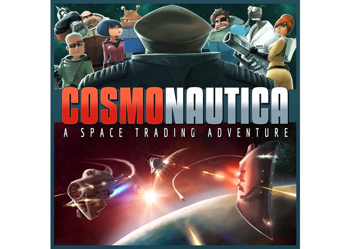 Cosmonautica - A Space Trading Adventure – screenshot 1