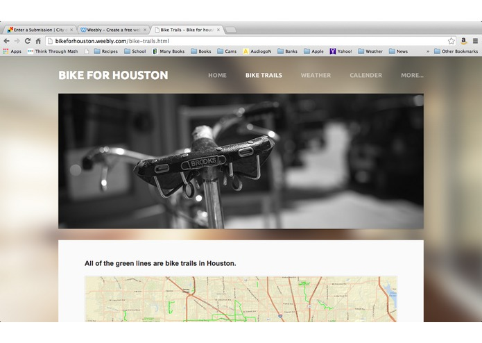 Make Houston a Better Place – screenshot 1