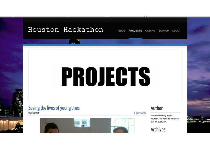 Make Houston a Better Place – screenshot 2