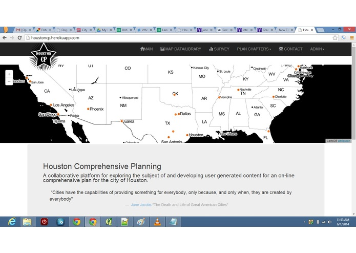 www.houstoncomprehensiveplan.com – screenshot 1