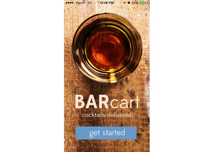 Bar Cart – screenshot 1
