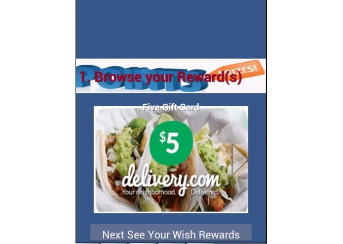 DeliveryUp – screenshot 5