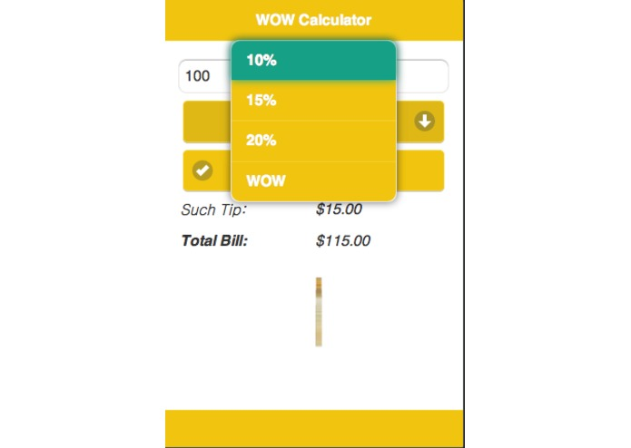 WOW Calculator – screenshot 3