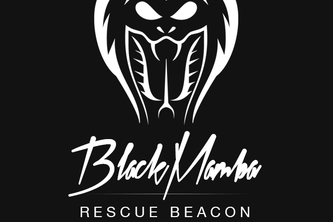 Black Mamba Rescue Beacon