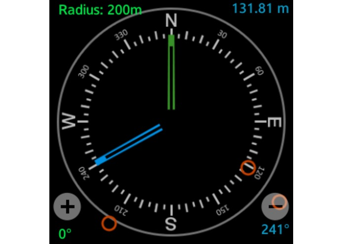 BackCountry Navigator for Gear 2 – screenshot 7