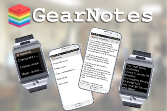 GearNotes