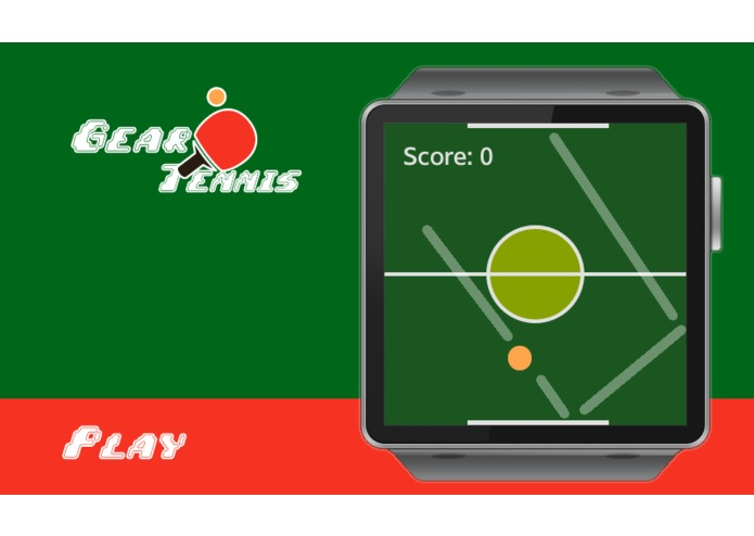 Gear Tennis – screenshot 1