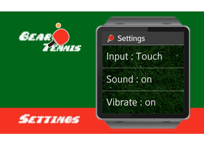 Gear Tennis – screenshot 2