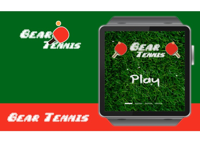 Gear Tennis – screenshot 3
