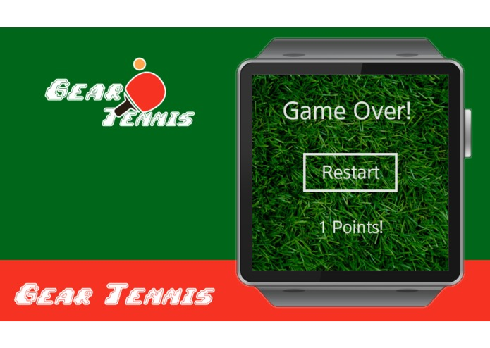 Gear Tennis – screenshot 4