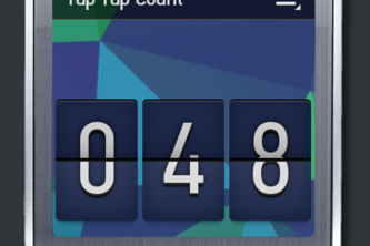 Tap Tap Count
