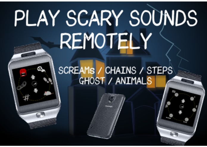 Scary Gear – screenshot 1