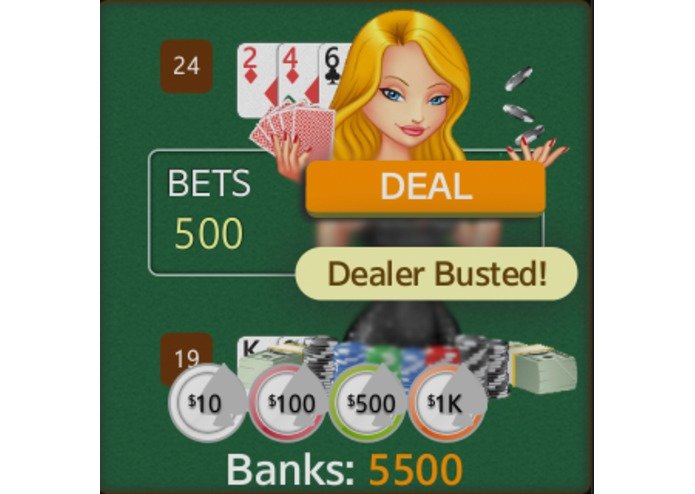 BlackJack G-Edition – screenshot 1
