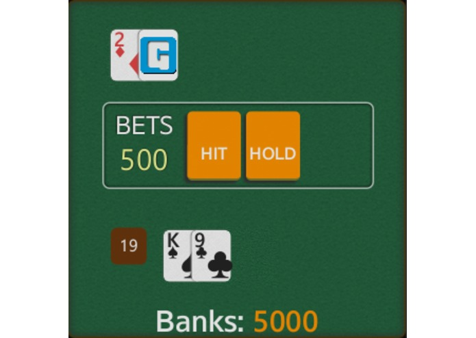 BlackJack G-Edition – screenshot 2