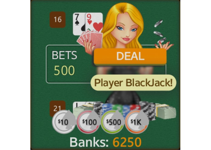 BlackJack G-Edition – screenshot 3