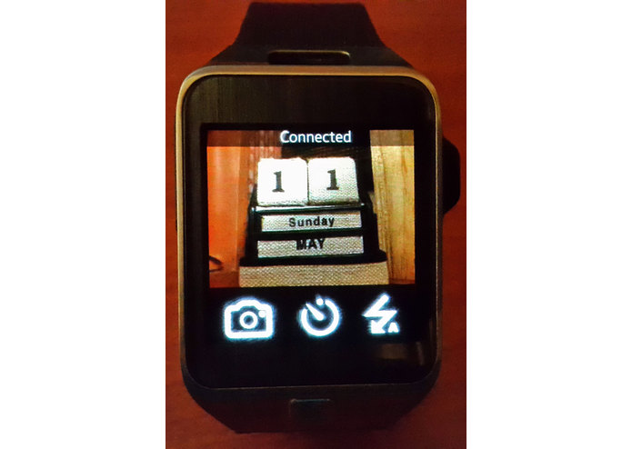 Gear2cam – screenshot 1