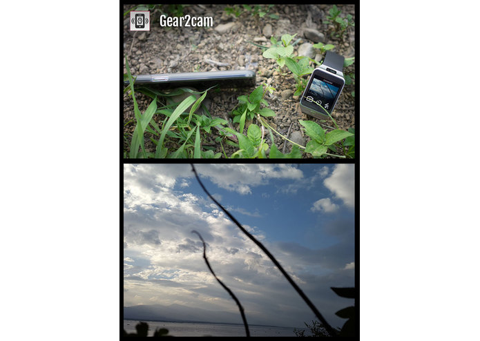 Gear2cam – screenshot 2
