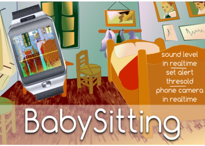 BabySitting – screenshot 1