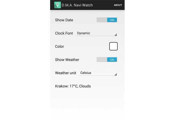 D.M.A Navi Watch – screenshot 5