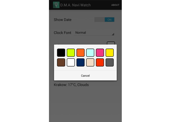 D.M.A Navi Watch – screenshot 6