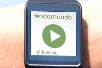 Endomondo Sports Tracker for Samsung Gear 2