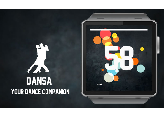 Dansa – screenshot 1