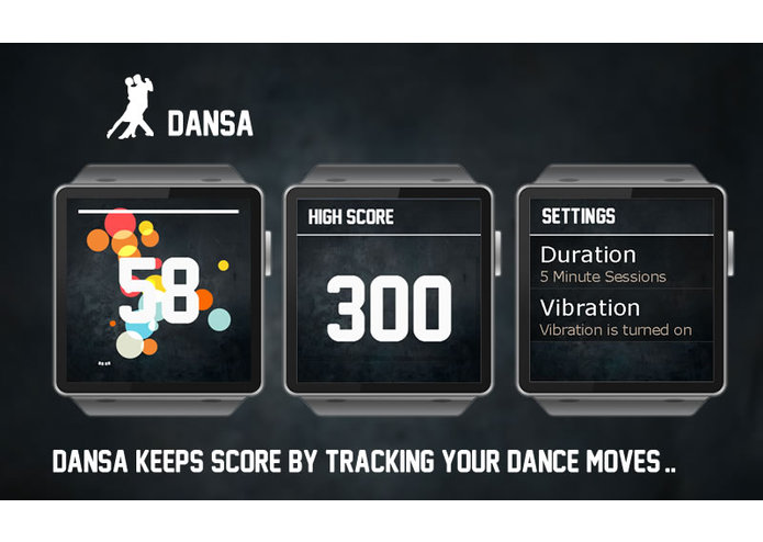 Dansa – screenshot 3