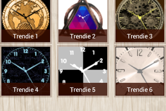 Trendie Watch For Gear 2