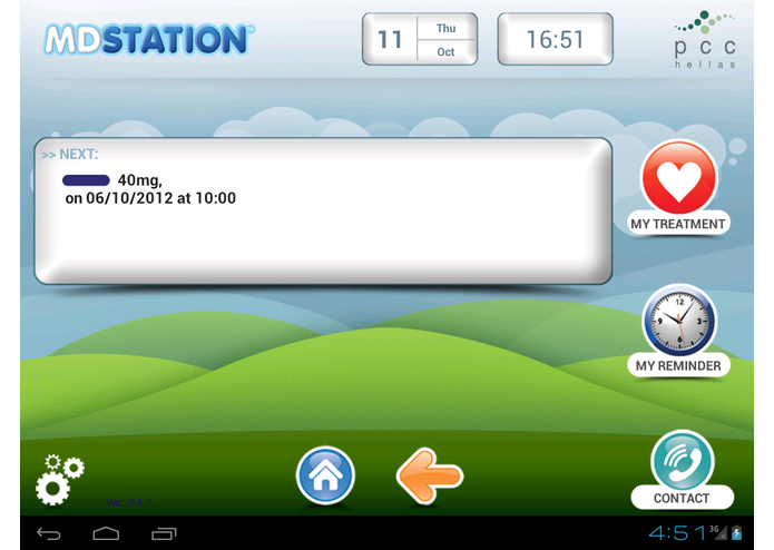 MDStation™ – screenshot 2
