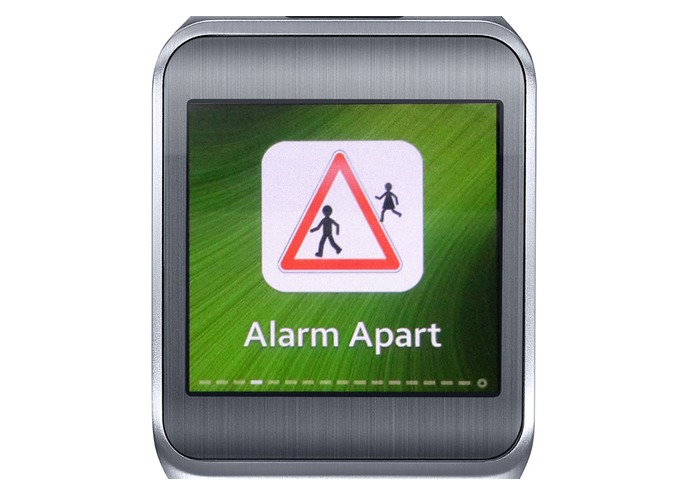 Alarm Apart – screenshot 1