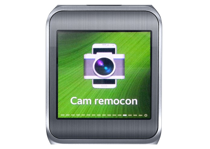 Cam Remocon – screenshot 1