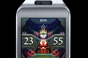 Dark Lord Watch Face