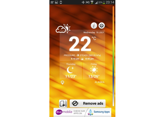 Hot Weather Thermometer – screenshot 7