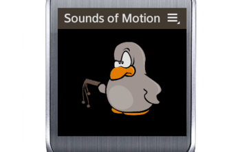 Sounds of Motion
