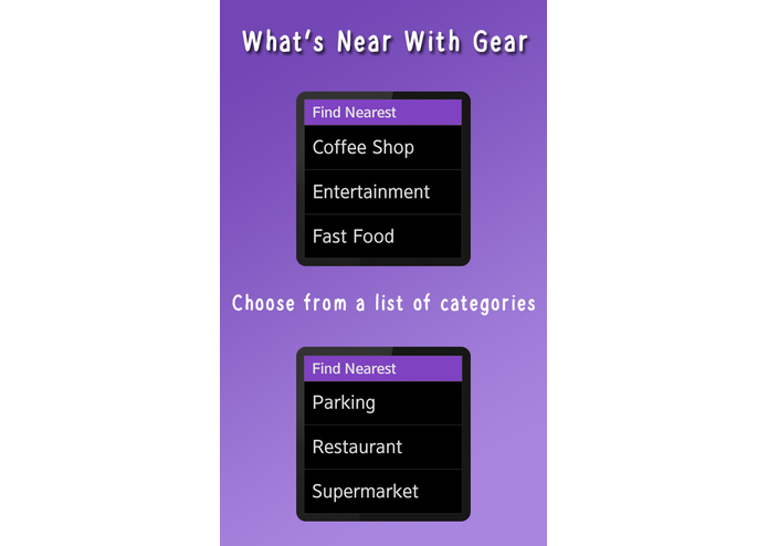 What's Near With Gear (version 1) – screenshot 1